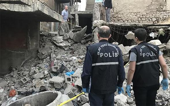 Çok acı haber: Beton duvar küçük çocuğun üzerine yıkıldı!