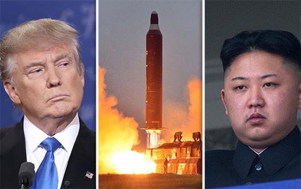 ABD'nin taciz uçuşu Kuzey Kore'yi kızdırdı