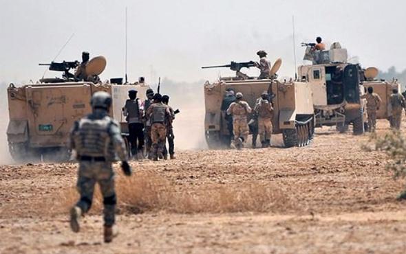 DAEŞ'in Irak'ta giremediği tek ilçe!