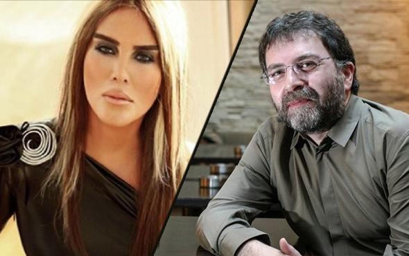 "Seren Serengil Ahmet Hakan'a ateş püskürdü ""Vurun kahpeye"""
