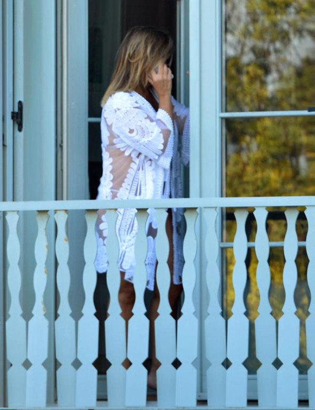 Sibel Can'dan bikinili fotoğraf açıklaması 'Haberim vardı...' - Sayfa 1