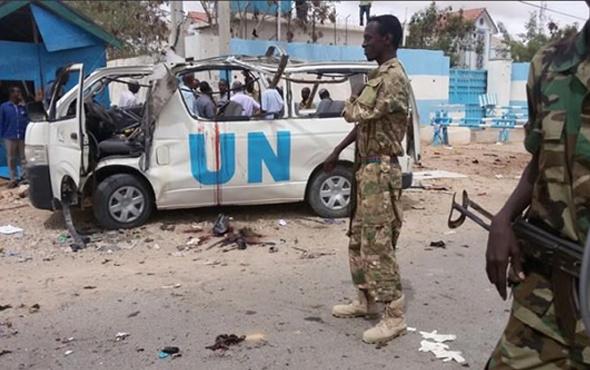 BM konvoyuna saldırı! Ölü ve yaralılar var