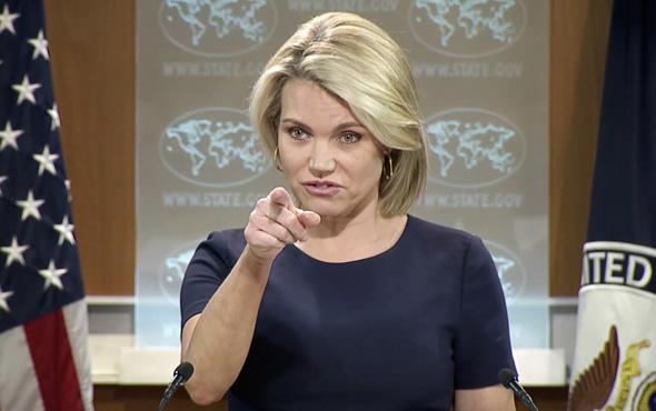 ABD sözcüsünün olay açıklaması Erdoğan için ne dedi?