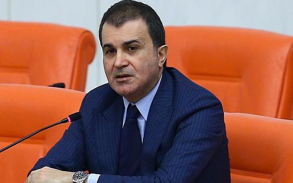 AB Bakanı Ömer Çelik AB'yi topa tuttu