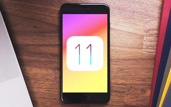 Apple iOS 11'e güncelleme getirdi o büyük hata çözülecek mi?