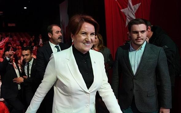 Meral Akşener'in yol arkadaşları belli oldu