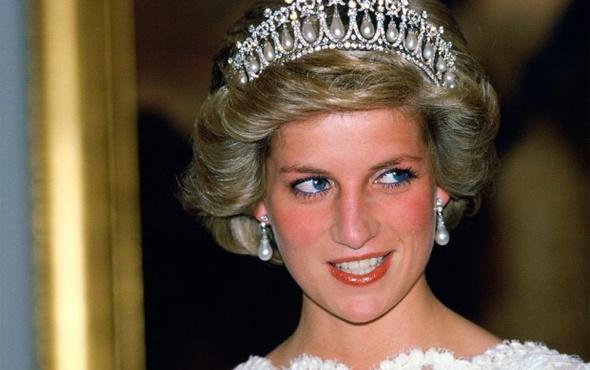 Prenses Diana'nın daha önce hiç görülmemiş fotoğrafları sızdı