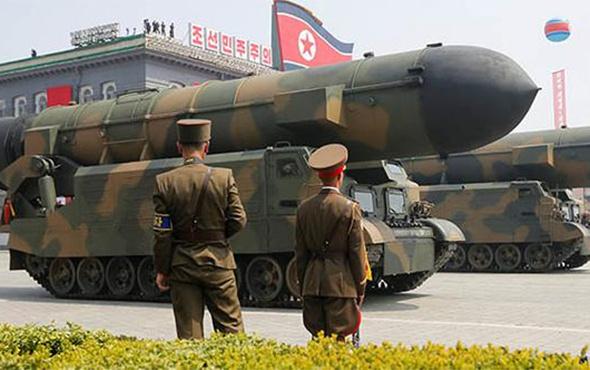Kuzey Kore'den depreme yol açan nükleer deneme