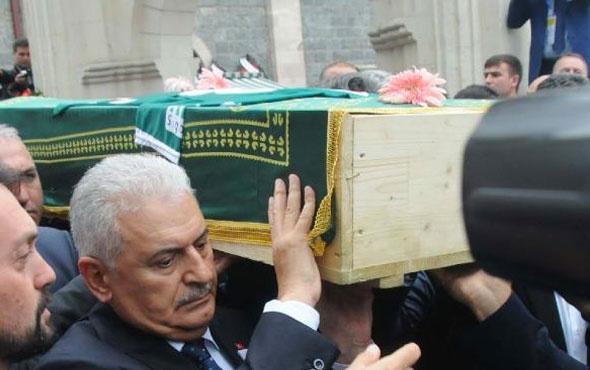 AK Parti Giresun İl Başkanı Tütüncü son yolculuğuna uğurlandı