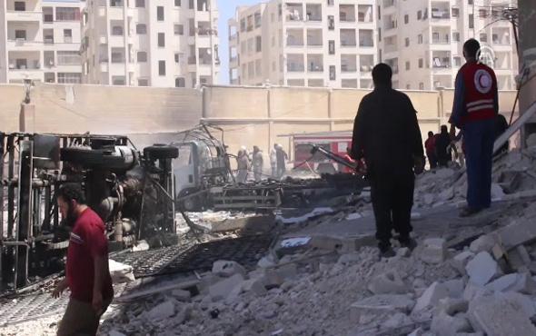 İdlip'te patlama: 6 ölü