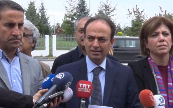 HDP'nin AYM önündeki 'adalet nöbeti sürüyor