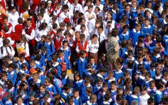1,5 milyon öğrenci bulaşıcı hastalık riski altında