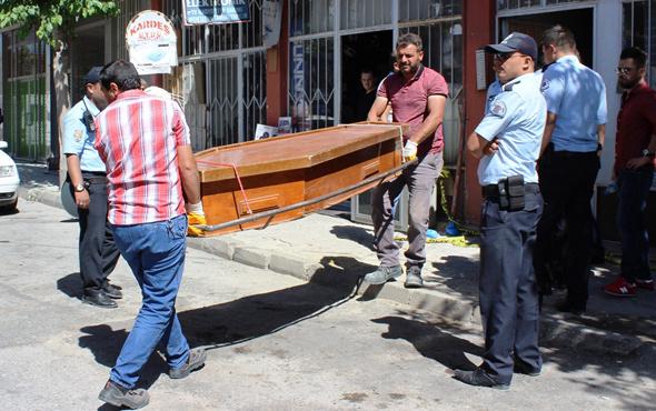 Nevşehir'de cinayet