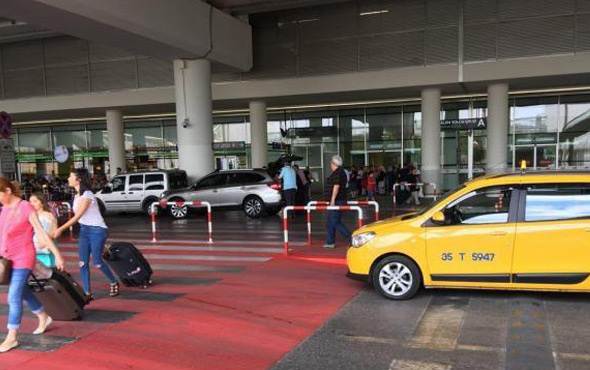 Atatürk Havalimanı'nda lüks taksi dönemi