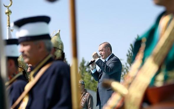 Erdoğan'ın katıldığı Malazgirt etkinlikleri Batı'yı kızdırdı