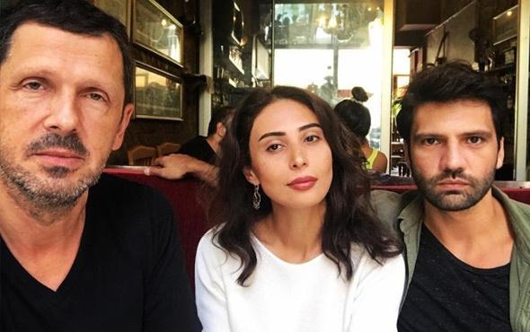 Ünlü yönetmen Türk oyuncularla görüştü