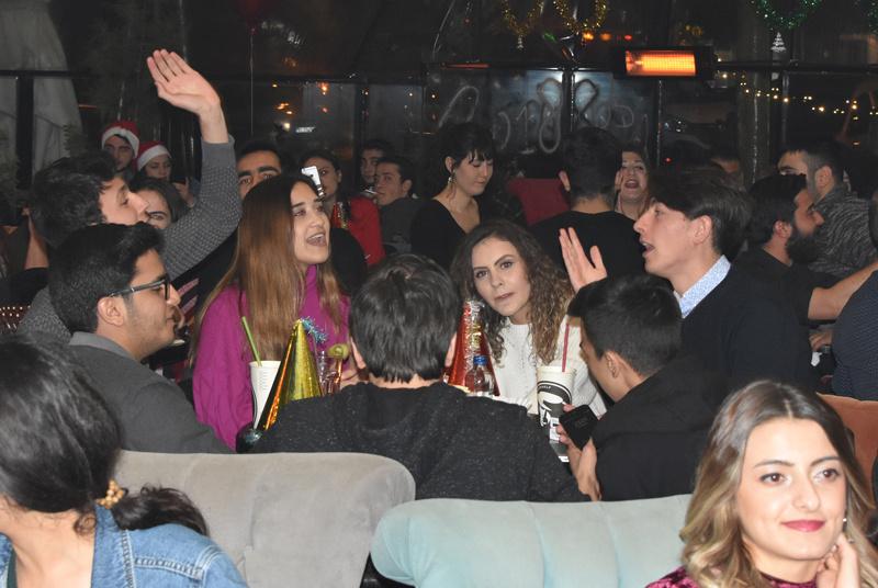 Konya'da yeni yıl dua ve eğlenceyle kutlandı    - Sayfa 2