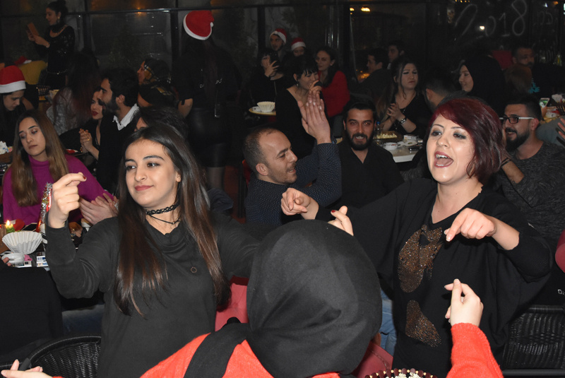 Konya'da yeni yıl dua ve eğlenceyle kutlandı    - Sayfa 3