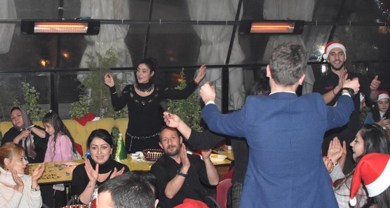 Konya'da yeni yıl dua ve eğlenceyle kutlandı    - Sayfa 4