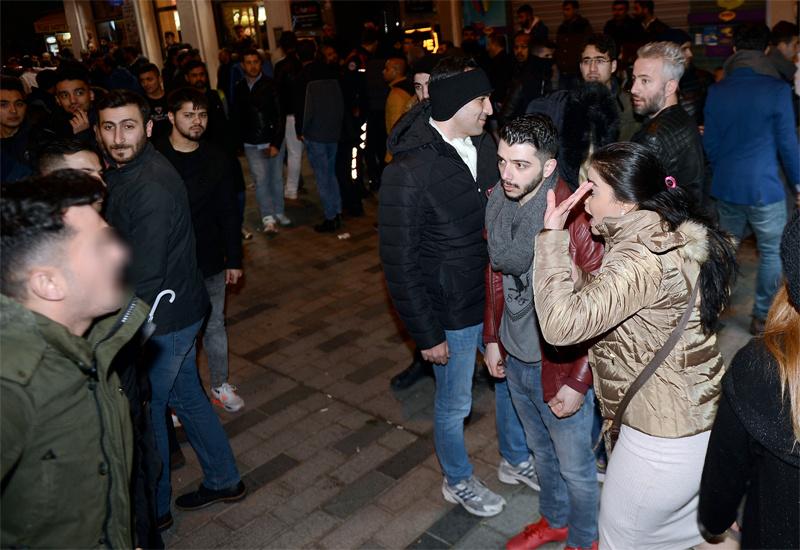 Taksim'de yeni yılın ilk dakikalarında taciz rezaleti  - Sayfa 4