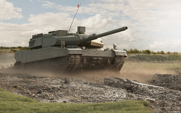 Altay Tankı'nın seri üretiminde tarih netleşti
