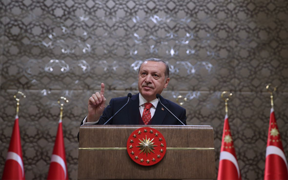 Erdoğan'dan eski yaveri için 'canbaz' çıkışı