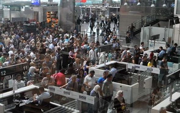 """""""Kaçak yolcu"""" sonrası sistem değişti! Havaalanında yeni önlemler"""