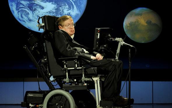 Hawking'den korkutan açıklama: İnsanlık için tarih verdi!