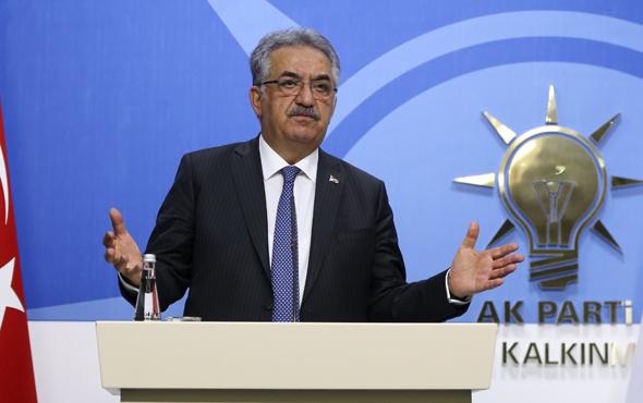 Yazıcı'dan AK Parti MHP ittifakı açıklaması