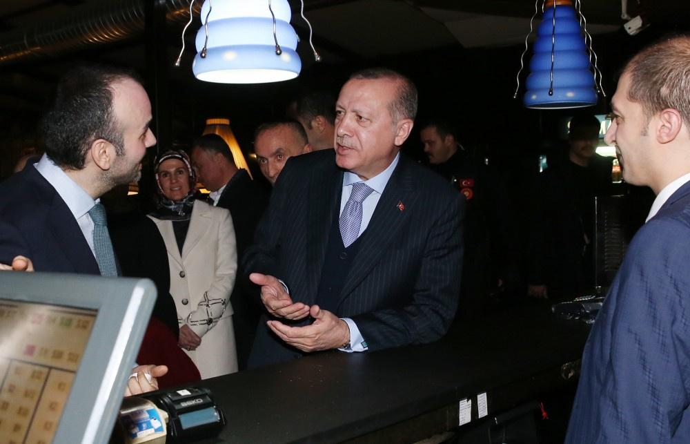 Cumhurbaşkanı Erdoğan ünlü çorbacıda - Sayfa 2