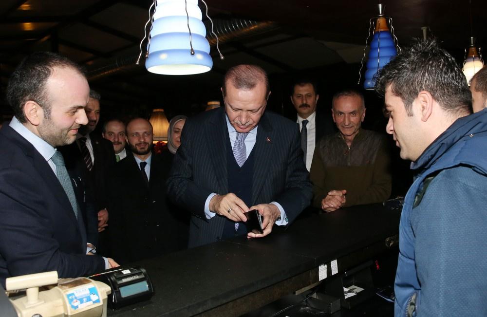 Cumhurbaşkanı Erdoğan ünlü çorbacıda - Sayfa 3