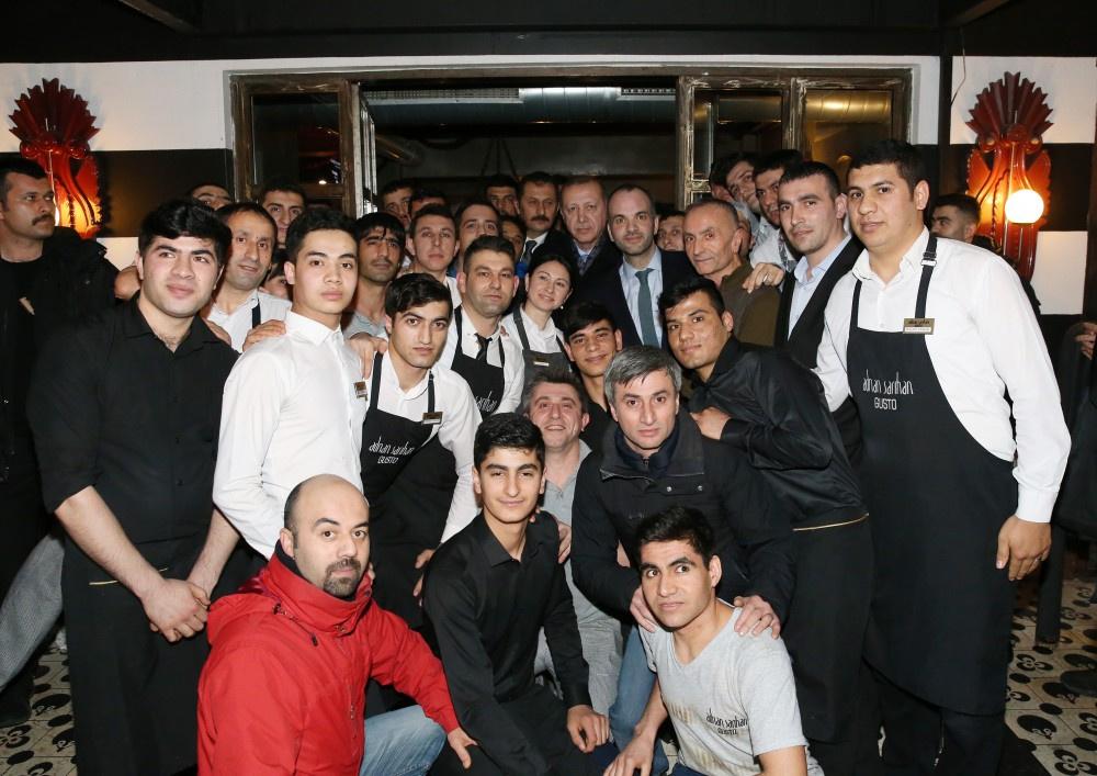 Cumhurbaşkanı Erdoğan ünlü çorbacıda - Sayfa 4