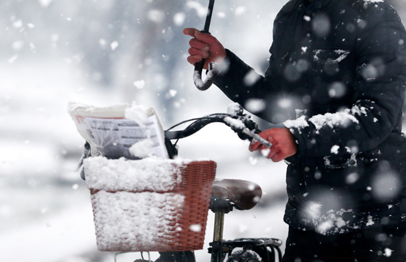 Kocaeli hava durumu meteoroloji kar alarmı verdi