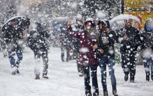 Karaman hava durumu meteoroloji kar alarmı verdi