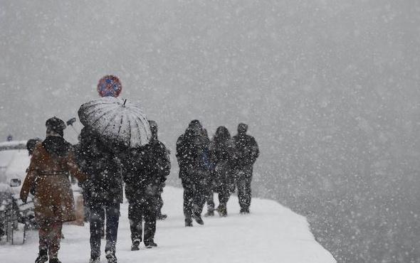 Bartın hava durumu meteoroloji kar alarmı verdi