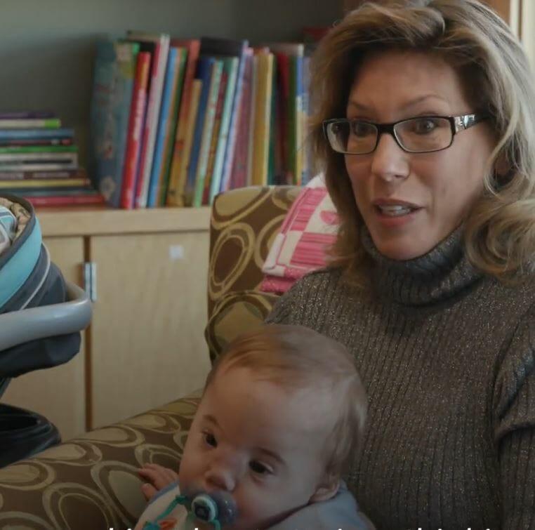 Bebeğin yüzündeki yumru gittikçe büyüyordu doktor gördü ve... - Sayfa 4