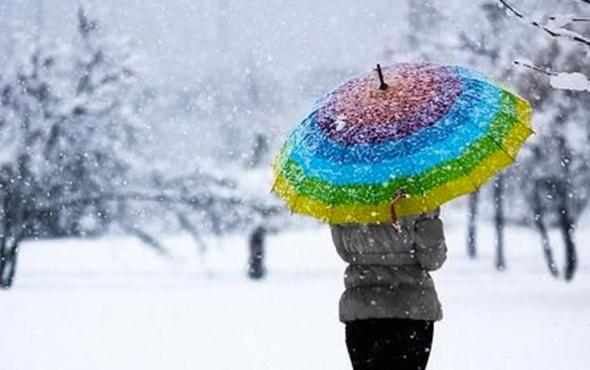 Kırşehir hava durumu meteoroloji kar alarmı verdi