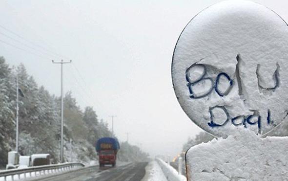 Bolu'da pazartesi okullar tatil mi valiliğin 15 Ocak kararı