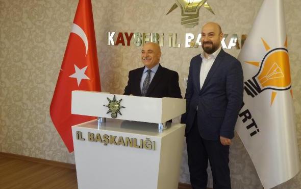 AK Parti Kayseri milletvekili isimden vermeden eleştirdi: FETÖ'nün ağzıyla...