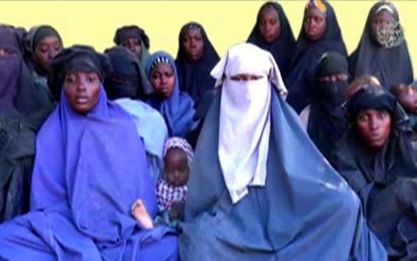 Boko Haram'dan kan donduran görüntü! Bebekleri var...