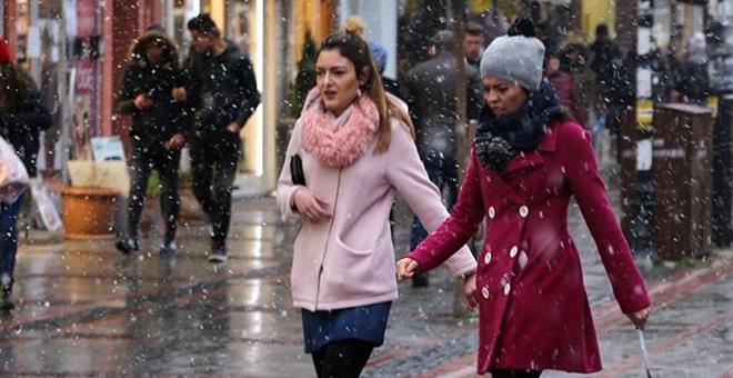 İstanbul'a neden kar yağmadı? Perşembe gününe dikkat!