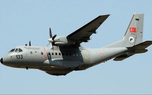 Isparta'da askeri uçak düştü şehitler var