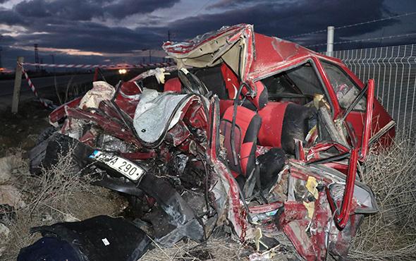 Katliam gibi kaza: Bir aile yok oldu!