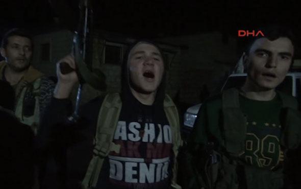 Azez'de PYD ve DEAŞ saldırılarına karşı önlemler en üst seviyede, ÖSO takviyesi yapıldı