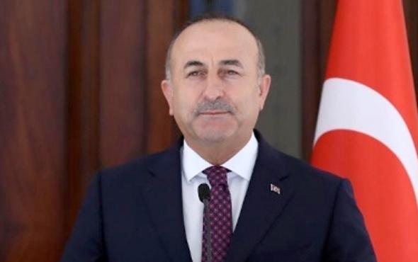 """Çavuşoğlu: """"BM dahil tüm taraflara bilgi verdik"""""""
