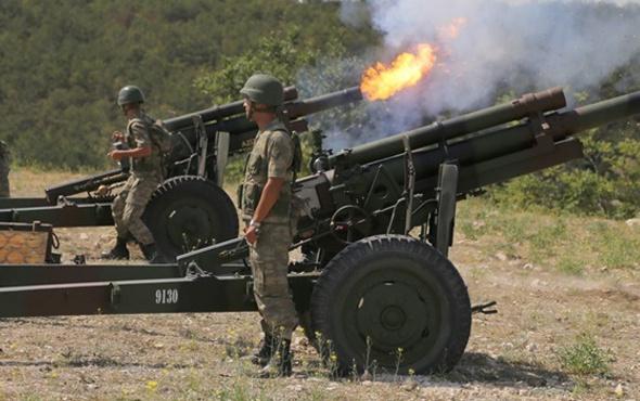Afrin'de sıcak gelişme vurmaya başladılar