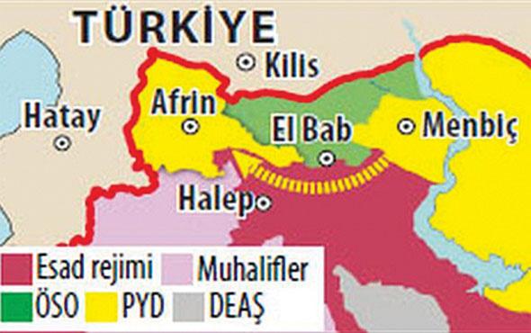 Taha Akyol'dan bomba yazı! Haritadaki tehlike neler söylüyor?