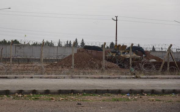 PKK PYD'den bu kez de Ceylanpınar'ı hedef aldı! Asker yanalandı