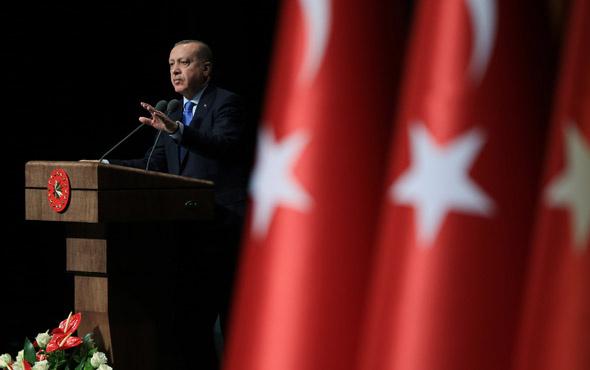 Erdoğan'dan Afrin operasyonuyla ilgili çok önemli açıklama