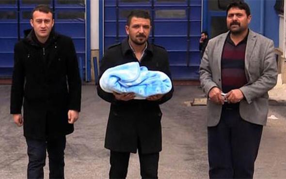 Konya'da 310 gram doğan Tuğra bebek kurtarılamadı!